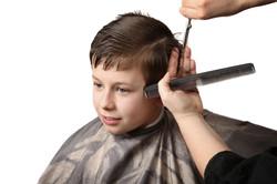 Cut Hair Freely for Poor Children