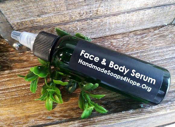 Face & Body Serum- ALL NATURAL