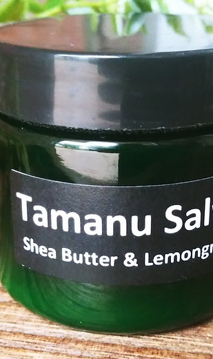 Tamanu & Lemongrass Salve