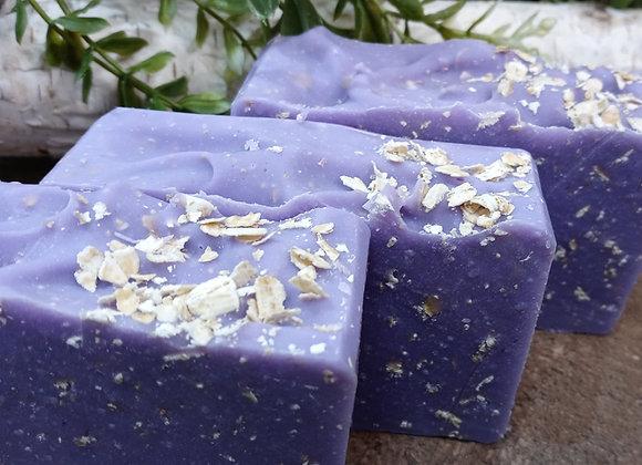 Lavender & Oats