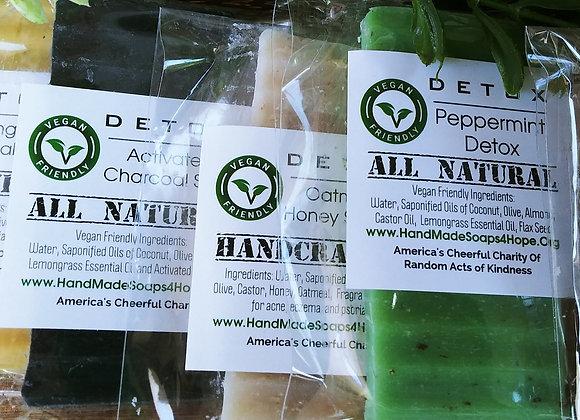 Detox Sample Soaps