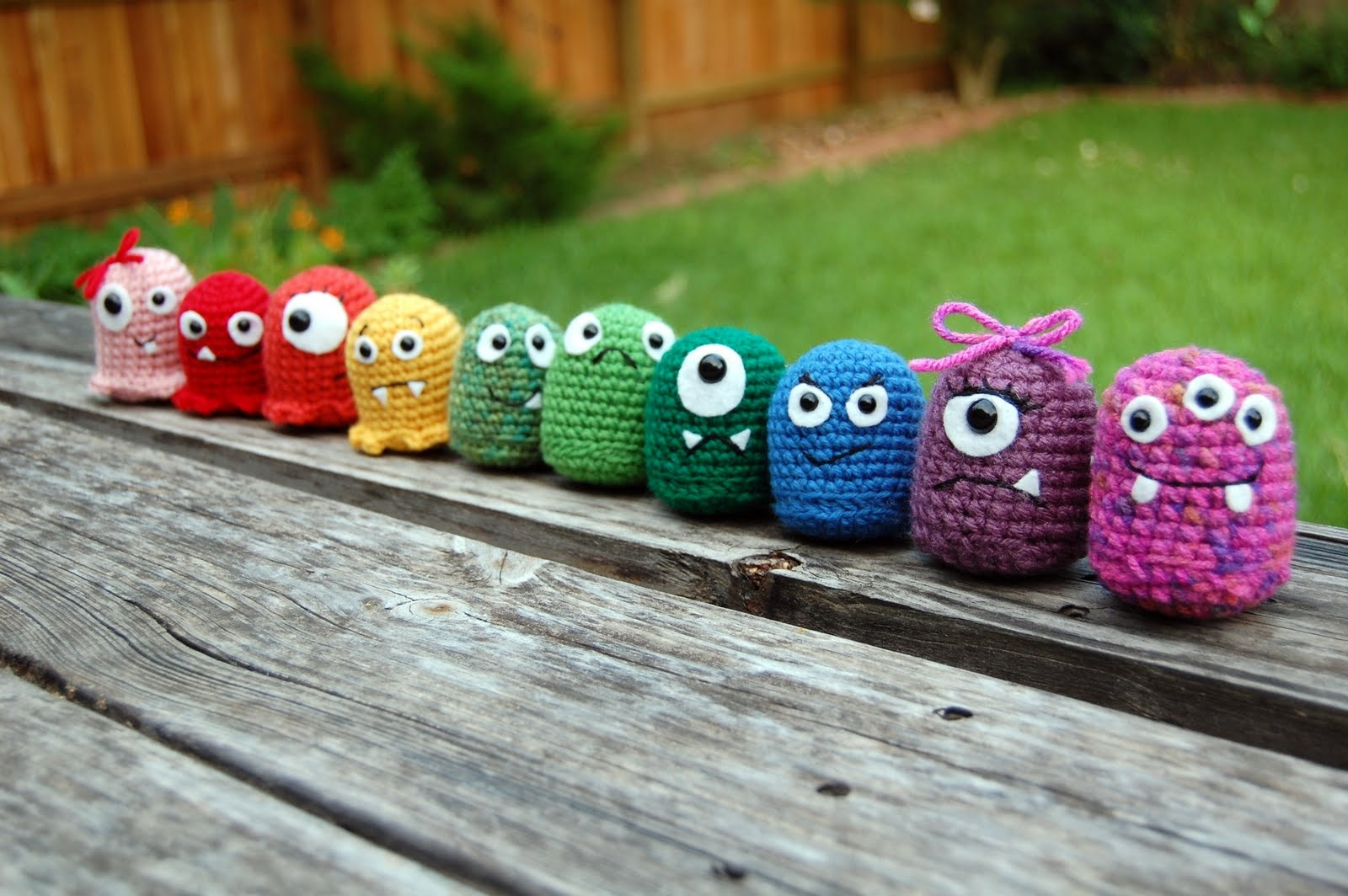 Create Happy Crochet Gifts