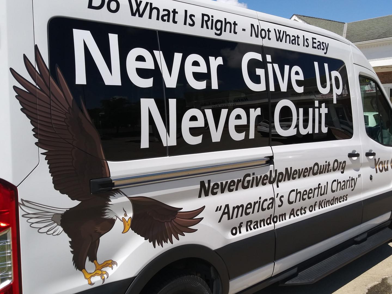 Motivational Truck