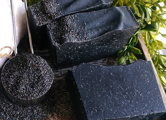 The Exfoliator - Activated Charcoal