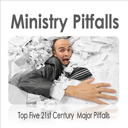Ministry Pitfalls