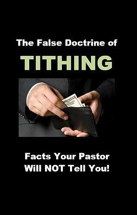 False Doctrine of Tithing