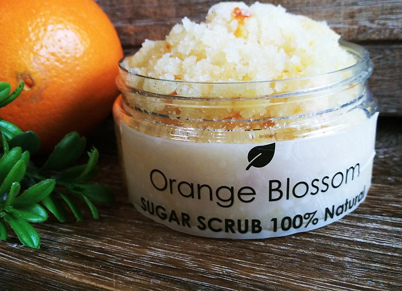 Orange Blossom Sugar Scrub