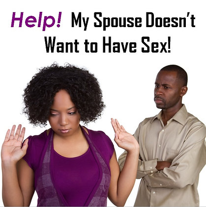 Help! I'm No Longer Attracted to My Spouse