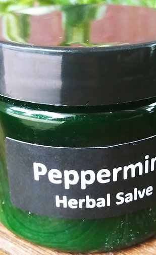 Peppermint Herbal Salve