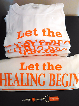Let the Healing Begin T-Shirt