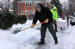Shovel for Your Neighbors
