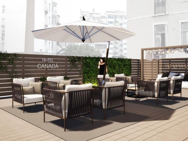 H004 - HOTEL CANADÁ (ZONAS COMUNS)