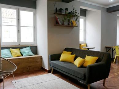 H005 - DRAFT HOSTEL & ROOMS