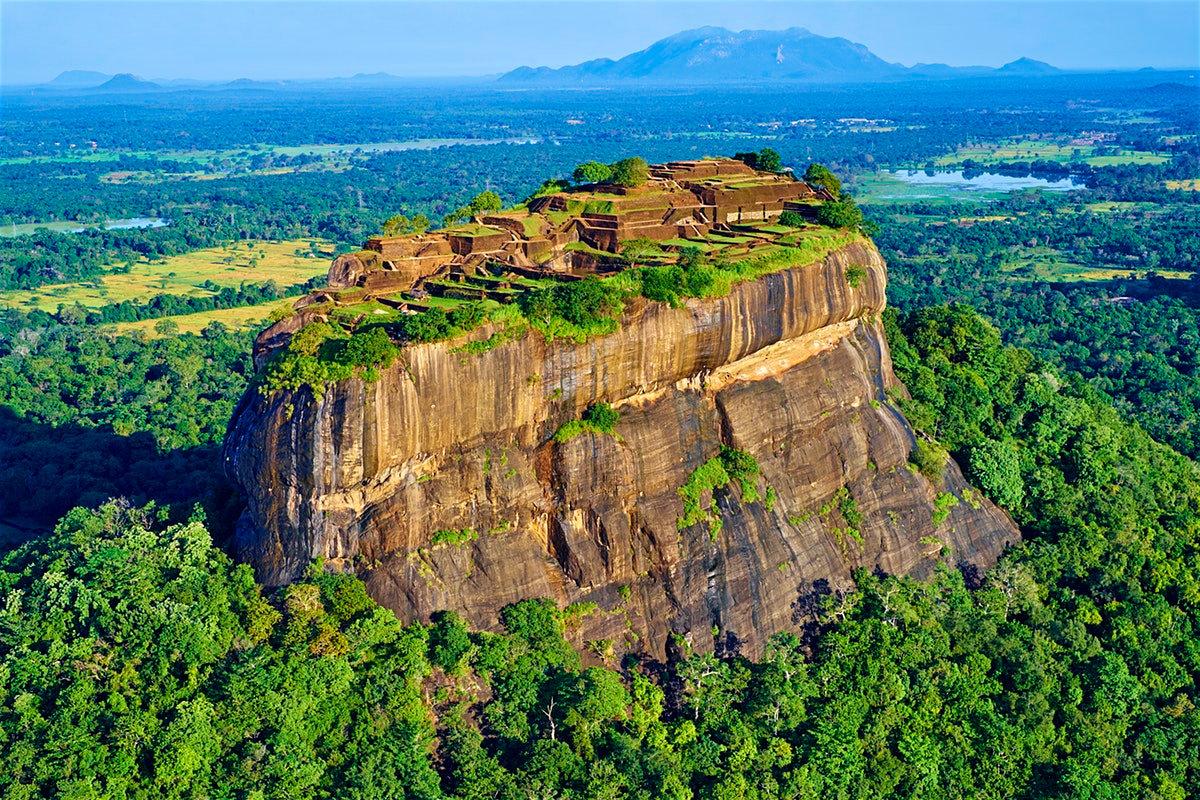 Anuradhapura and Sigirya