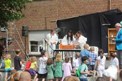 Schoolfeest op Sint-Jan