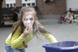 Eerste schooldag op Sint-Jan