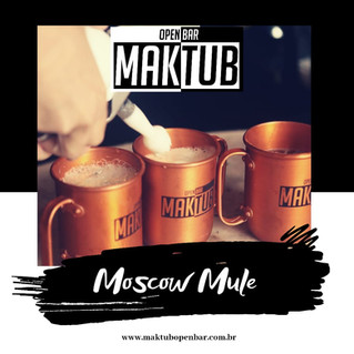 História do Drink Moscow Mule