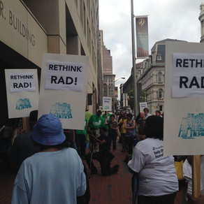 Successful Speak-Out Results in Changes to RAD!
