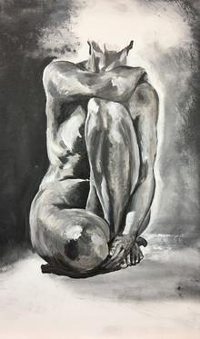 Monochrome Nude
