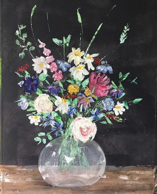 Flowers Maxmara