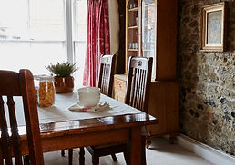 Rookery Nook Bed and Breakfast delicious eggs bacon sausages and tomatoes, food Shere, Surrey, Guildford Lol Johnson Photography