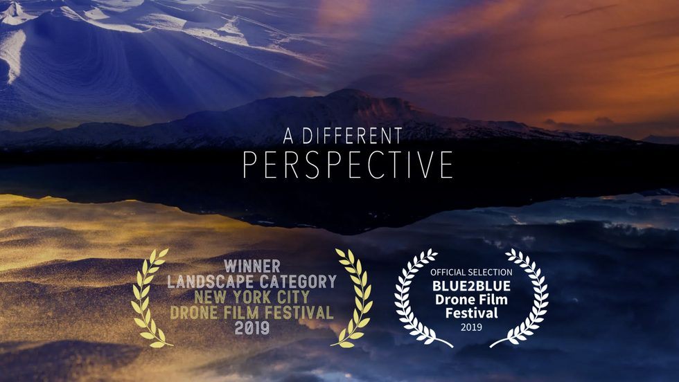 A Different perspective - Nature film