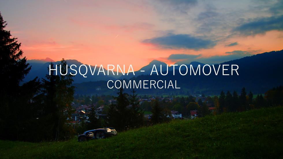 Husqvarna - Automover