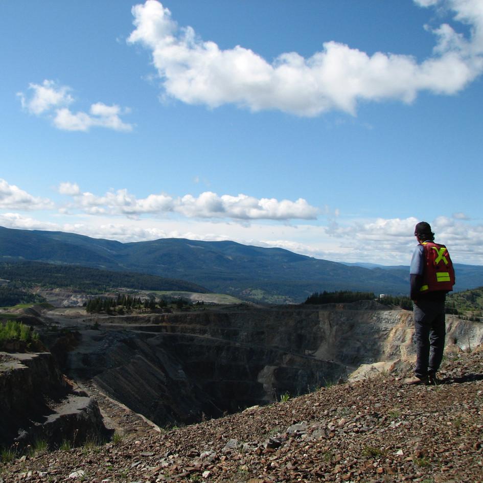 Copper Mountain Mine Project