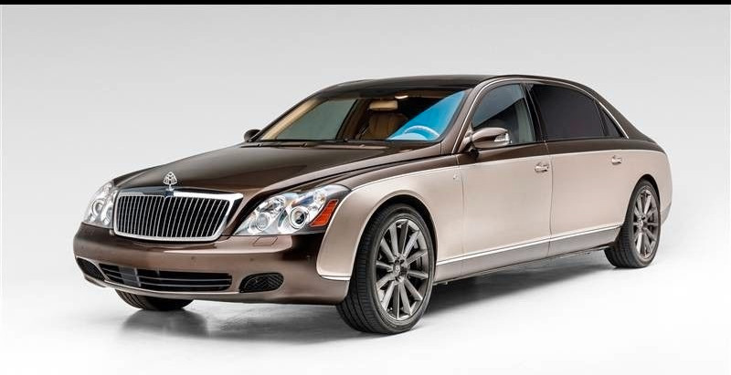 Is your champagne flute half-full or half-empty: 2004 Maybach 62