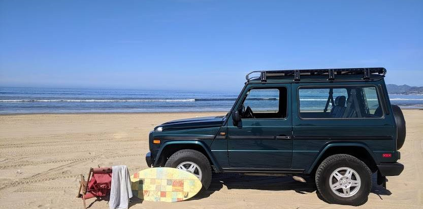 50 State Legal: 1997 G300td