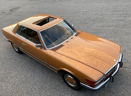 Byzantine Bliss: 1973 350SLC