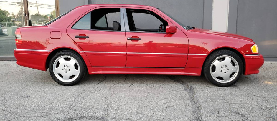 The Imperial Standard: Is this 1995 C36 AMG too far gone?