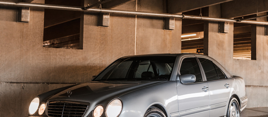 One for the Books: 2001 E55 AMG w/ 43k Miles