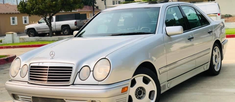 Clean Title and 1 Owner: 1997 E320 Lorinser