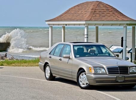 Clean & Simple W140: 1996 S320 w/ 46k Miles