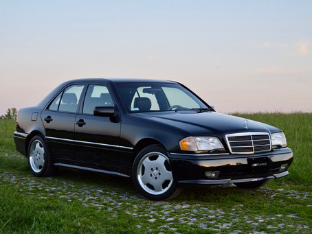 20 Years of Deferred Maintenance: 1997 C36 AMG