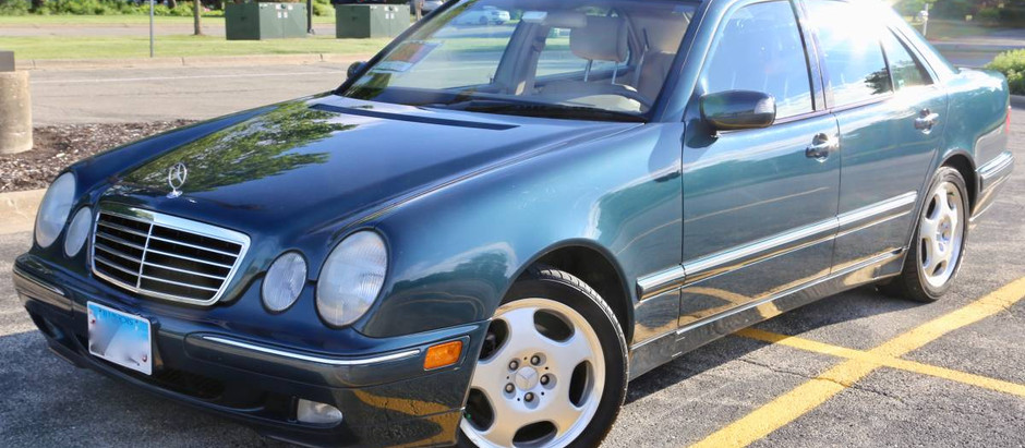 Priced to Sell: Very Clean 2000 E430