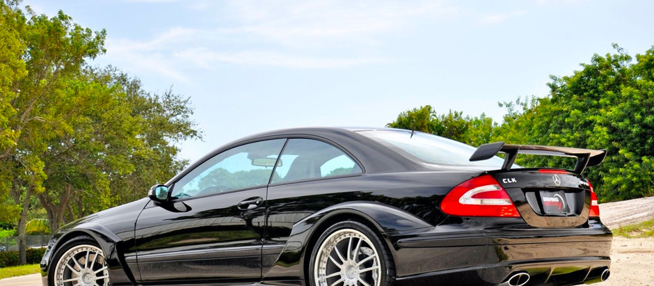 The Discerning Driver's RS Solution: 2005 CLK DTM