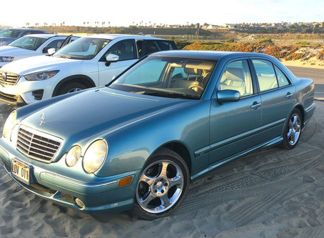 Wedgewood Dreams: 2002 E430 Sport