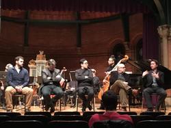 Cornell Concert Talk