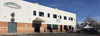 Colorado Christian Montessori school building