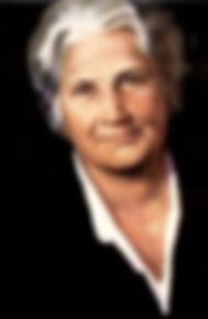 Painting of Maria Montessori, montessori philosophy
