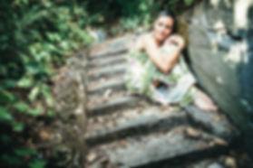 Une séance photo portrait qui s'est déroulée à Millau en Aveyron avec Virginie