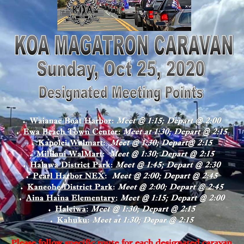 KOA MAGAtron Convoy