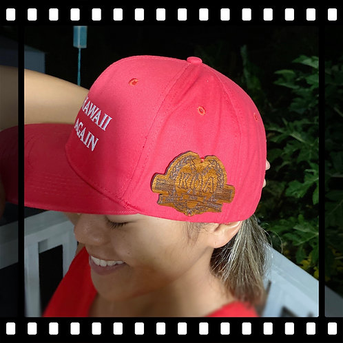 KOA- Make HAWAII Great Again Hats- Sandard Fit