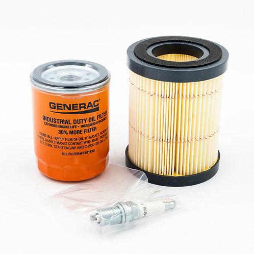 Generac 8kW 410CC Scheduled Maintenance Kit - Part #5662
