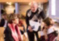 Les parrans et marraines de Trajectoire aident les demandeurs d'emploi dans leurs recherches