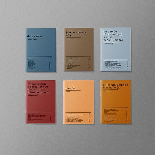coleção a galope | bloco 1