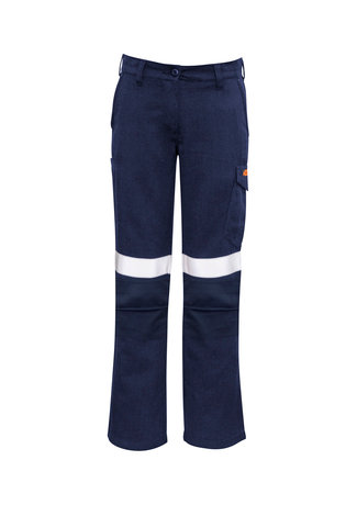 WOMENS TAPED CARGO PANT   ZP522