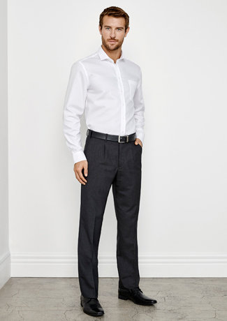 MENS CLASSIC PLEAT FRONT PANT   BS29110